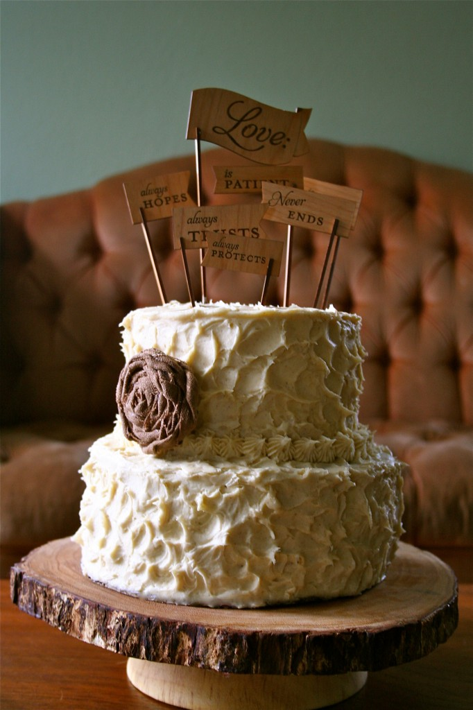 Rustic Wedding Cakes | Anecdotes and Apple Cores