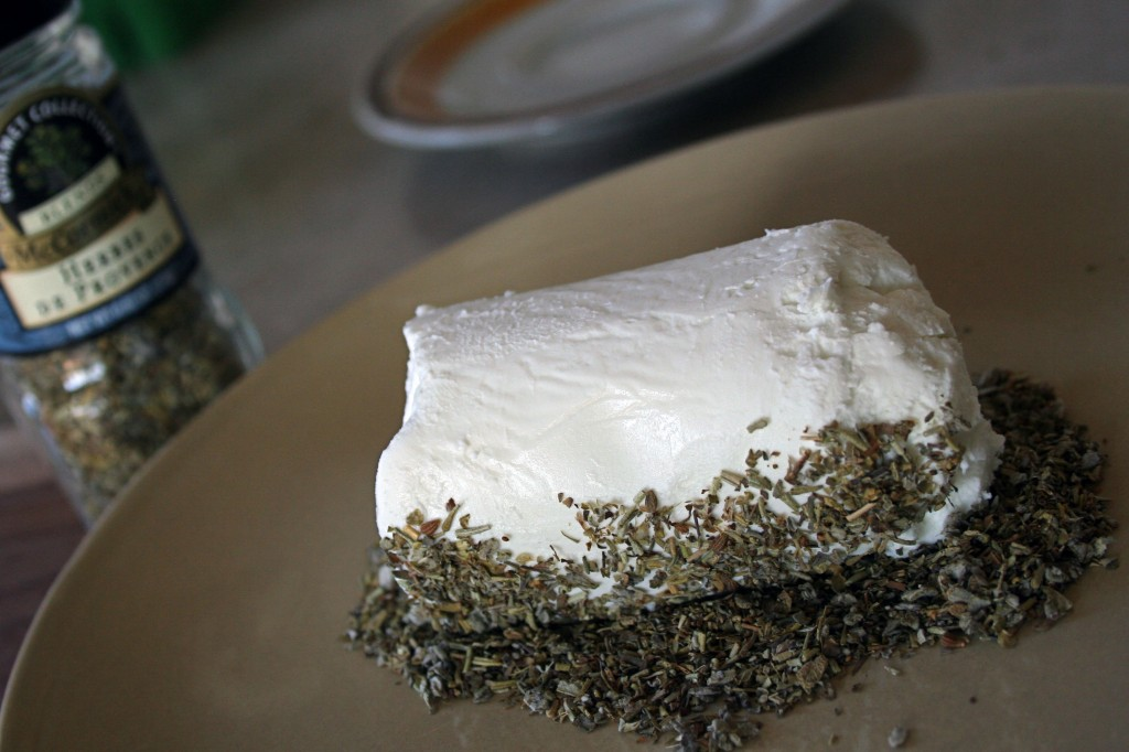 Goat Cheese with Herbes de Provence IPv2 (Anecdotes & Applecores)