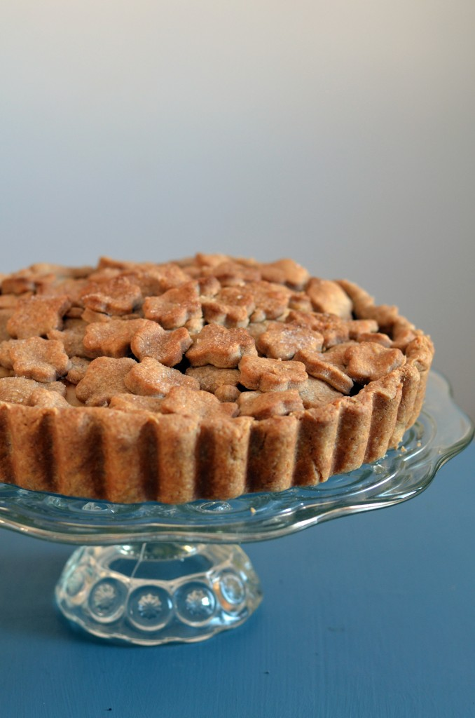 Whole Wheat Apple Pie | Anecdotes and Apple Cores
