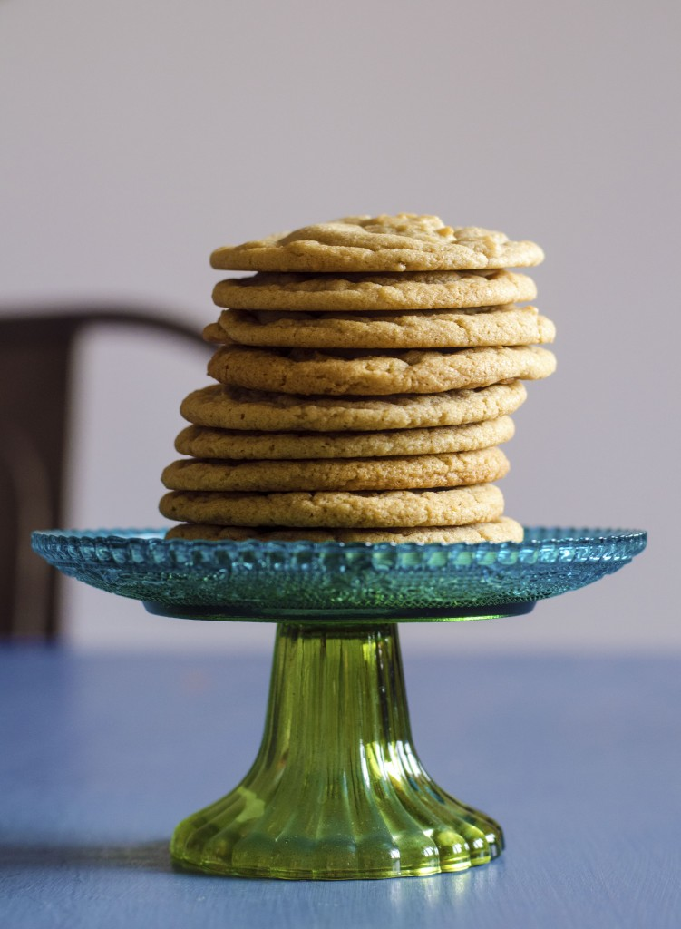 Brown Sugar Cookies | Anecdotes and Apple Cores