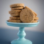 Little One Eats: Homemade Graham Crackers