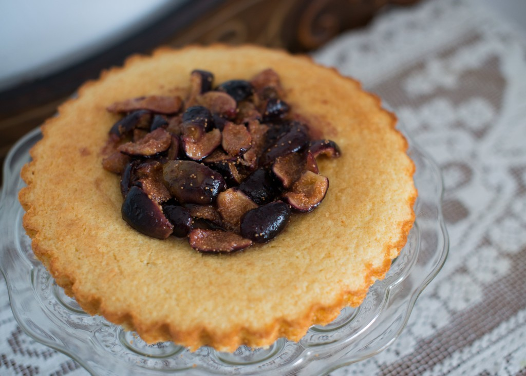 Roasted Fig Cake