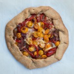 Caramelized Vegetable Tart